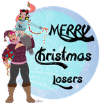 Merry Christmas from the girls of My Way by SlugBurger