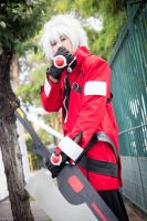 ragna the bloodedge by kitho-drex