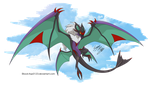 Mega Noivern by Blood-Asp0123