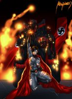 The Iron Chancellor by Soviet-Superwoman