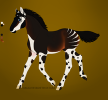 A1900 Foal Design by Moonpaw449
