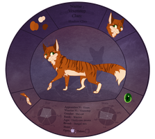 Vixenstep of ShadowClan by Bayflight