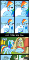 Rainbow Dash la Alicornio by mercenario1945
