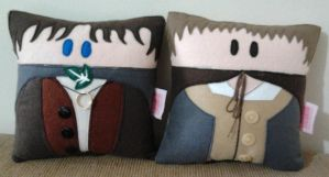 Handmade Lord of the Rings Frodo and Sam Set by RbitencourtUSA