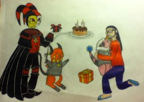 Happy 19th Birthday! by quintanillac