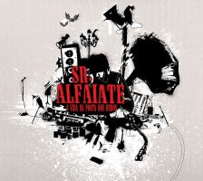 SR ALFAIATE CD COVER by Phomer