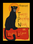 Panthere Noir by Moolallingtons