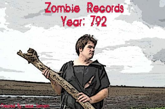 Zombie Records. Year: 792 by BloodyFlame-IronName