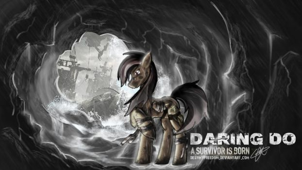 Daring Do: Defining Moment by DestinyFreedom