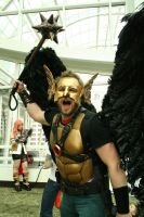 Hawkman 3 - ECCC 2012 by nwpark