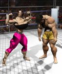 More Bare-Knuckle Boxing 4 by Stone3D