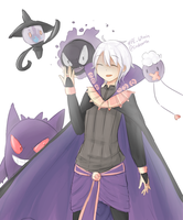 pkmn trainer henry by lindearth