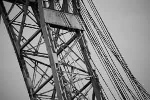 Crane cables by Puckmonkey
