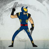 Wolverine custom costume by paldipaldi