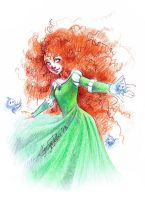 Merida by 9DenkO6