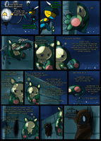 The Model and the Ghost Page 2 by ShadowScarKnight