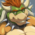 King Koopa by liberatedliberator