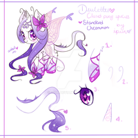 Dewlettes ADOPTABLE #1 (CLOSED) ENDS TONIGHT by Ipun