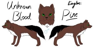 Unknown Blood - Pine Reference by fluffylovey
