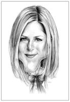 jennifer aniston by zguby4u