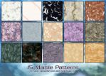 Marble A Patterns by silver-