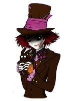 Mad as a Hatter by CrystalEthelstein