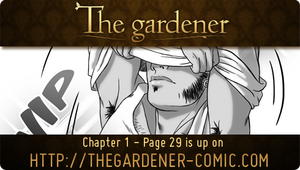 The gardener - CH01P29 by Marc-G