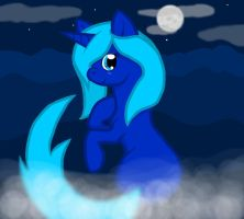 Midnight by KyuremGirl