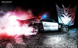 Prostreet Barricade by angelix000000