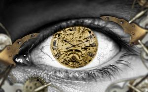 Time Vision by woriso