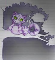 Cheshire Cat by XxRandomobsessionxX
