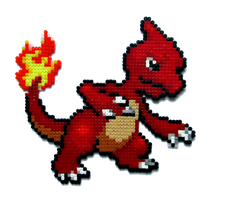 #005 - Charmeleon by Aenea-Jones