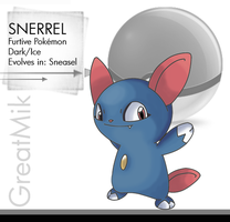 Snerrel by GreatMik