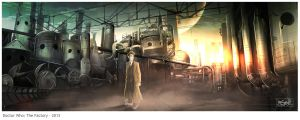 Doctor Who: The Factory by OrneryJen