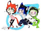Kawaii Neko Boys by Hahli1994