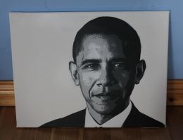 Obama by Tooler11