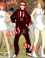 ABYSS GANGNAM STYLEEE by Lori849