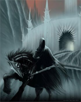 the Witch King by TobyCarr