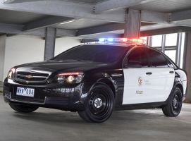 11 Chevrolet Caprice Police by TheCarloos