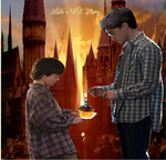HAPPY BIRTHDAY HARRY POTTER by Mairelyn