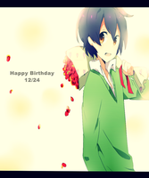 Happy Birthday Haruka! by fourseasons001
