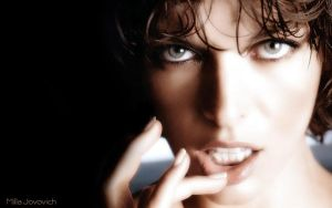 milla jovovich by fgnight