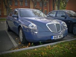 Lancia Thesis front by ShadowPhotography
