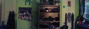 My Room: A Panorama - Pt. II by MegaBunneh