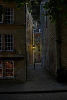 Night Alley by Jazzman1989