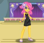 Scootaloo LBD by kimpossiblelove
