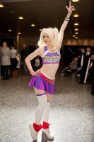 Lollipop Chainsaw: Juliet Starling by BadLuckKitty