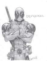 DEADPOOL by samakowolf