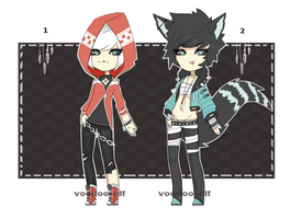 Male Adopts -Taken- by Voodoo-Elf