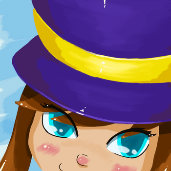 Hat Kid by PatrickSimonsen